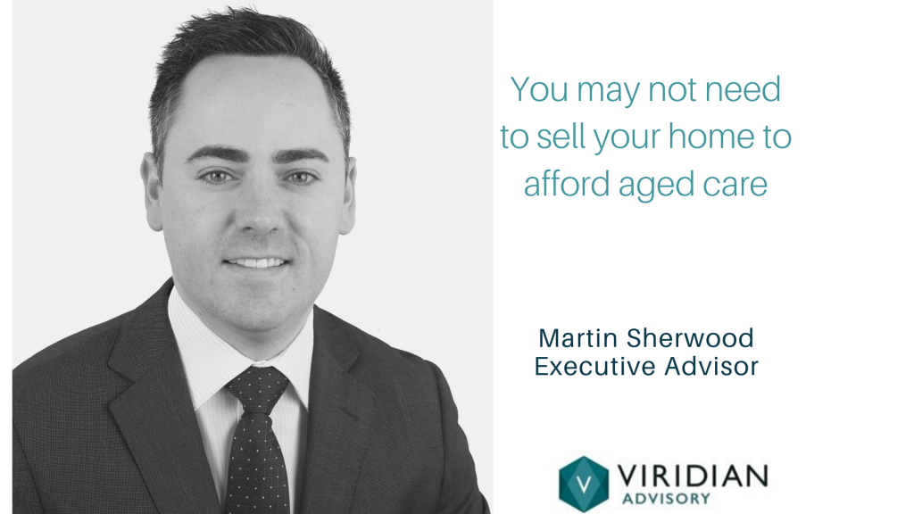 You may not need to sell your home to afford aged care - Martin Sherwood (5)