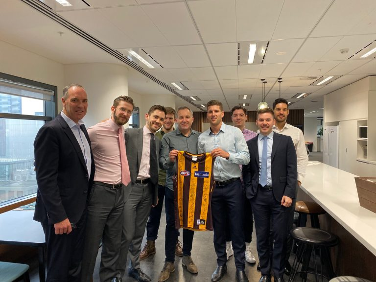 Luke Breust Hawthorn Football Club