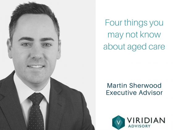 Four things you may not know about aged care - Martin Sherwood (4)